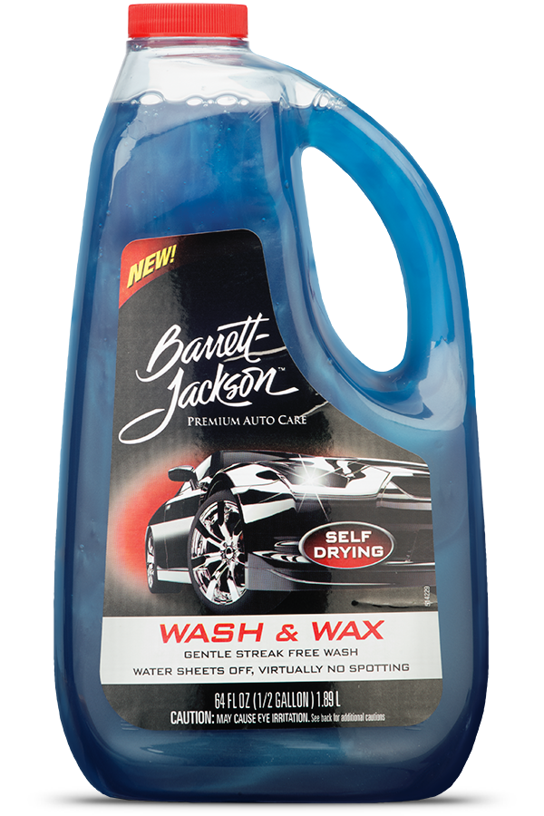 Barret Jackson Shampoo