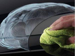 Car Wax Procedure