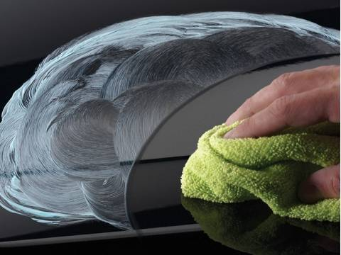 Car Wax Procedure