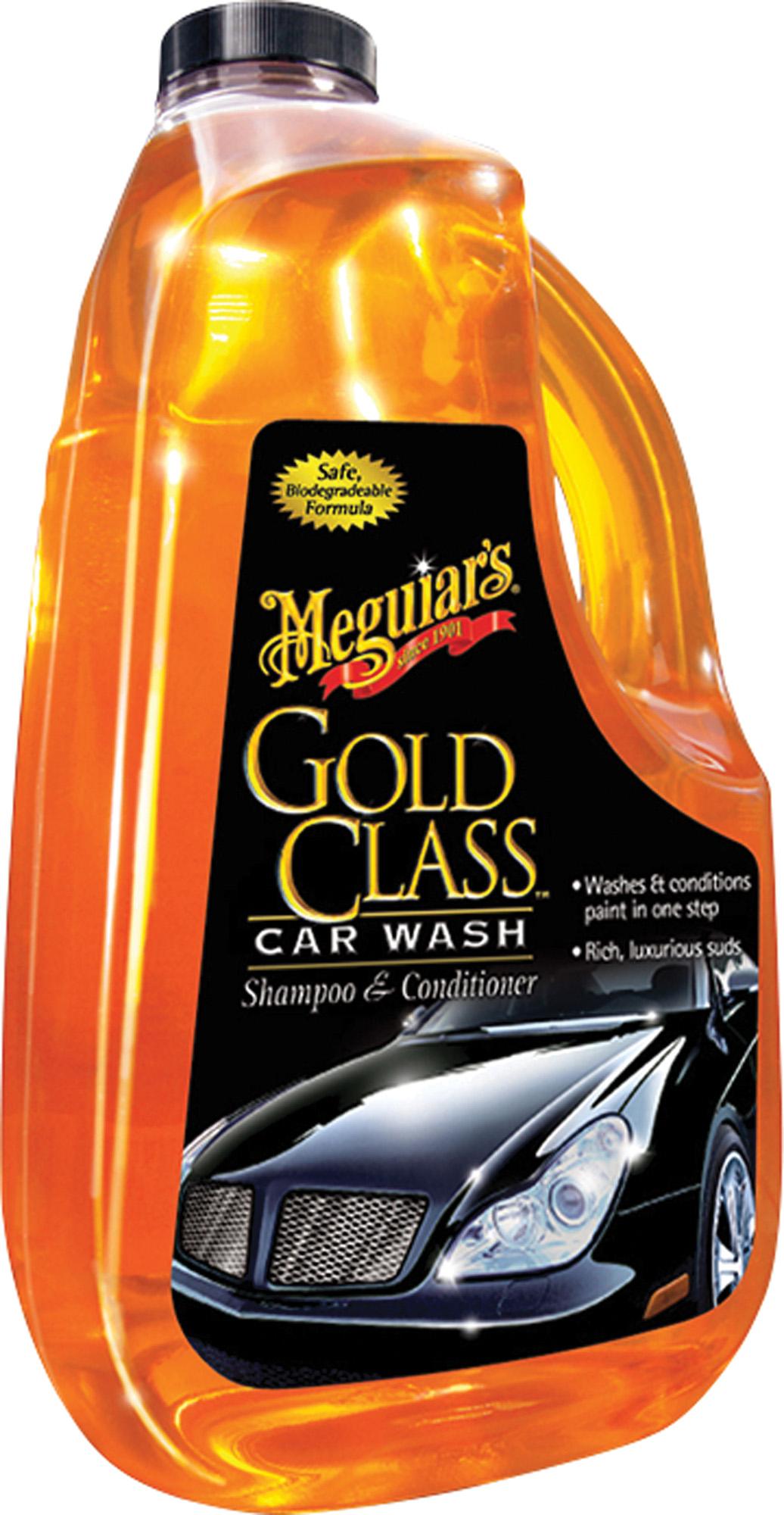 Gold Glass Shampoo