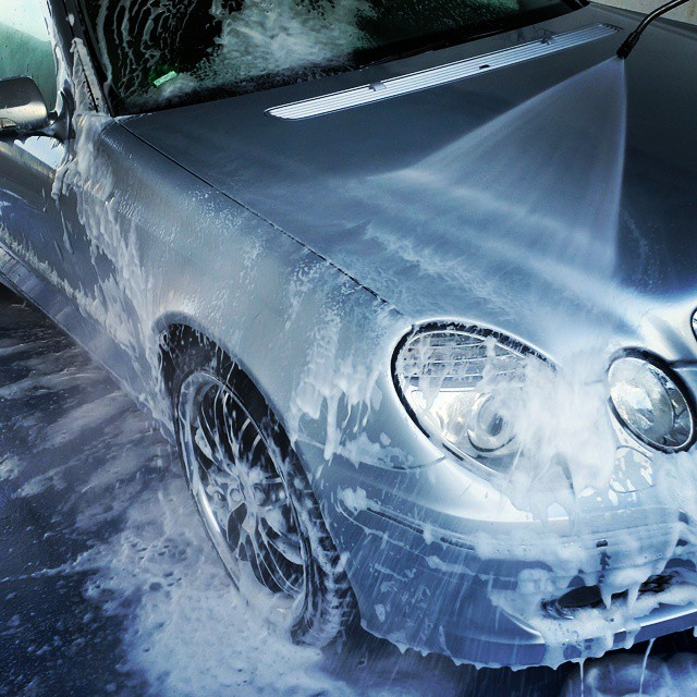 MBZ Car Wash