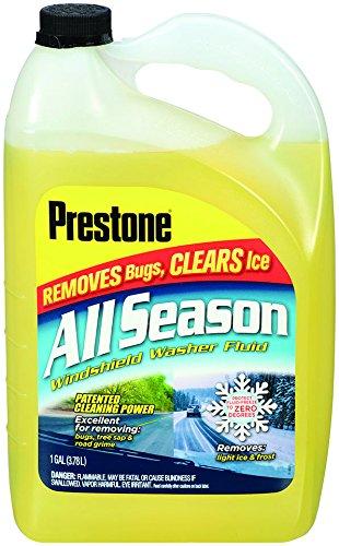 Prestone AS259 All Season Windshield Washer Fluid