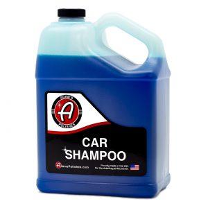 adams polishes car shampoo