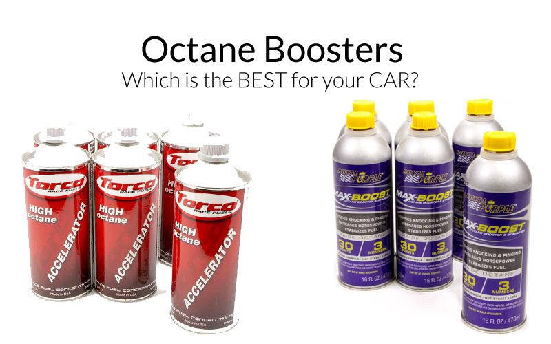 best octane boosters for your car