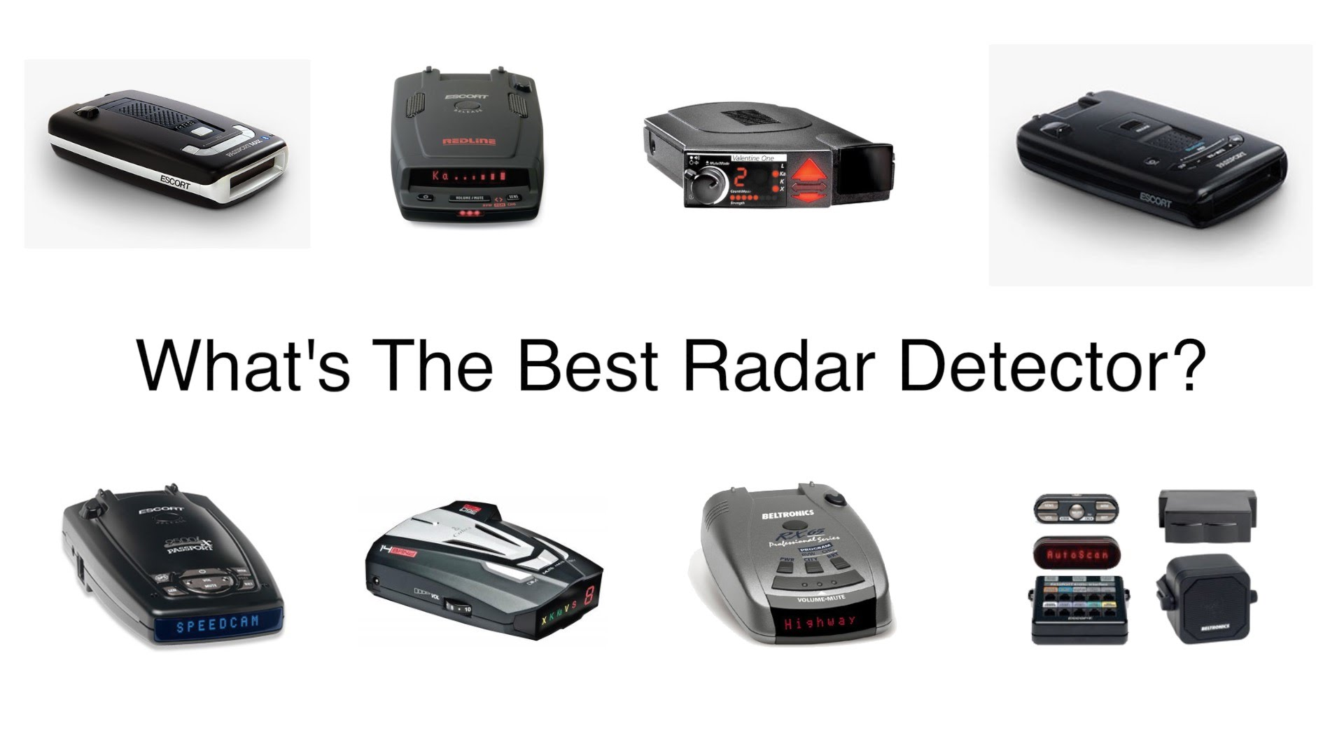 best-radar-detector